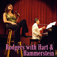 Rodgers with Hart & Hammerstein: Songs in Matched Pairs